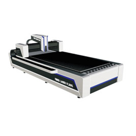 What auxiliary equipment does the general laser cutting machine have?
